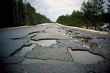 При строительстве дорог в Свердловской области похищено 20 миллионов рублей