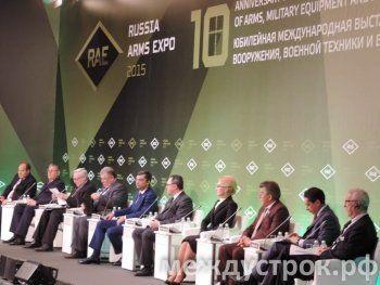 Организаторы RAE – 2015 признали, что военно-промышленная стратегия США превосходит российскую