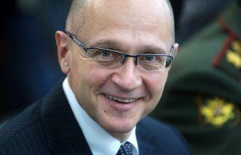 Кириенко сменил Володина на посту заместителя главы администрации президента
