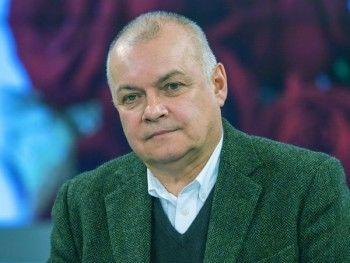 Киселёв решил оспорить запрет на въезд в Евросоюз