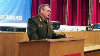 Путин уволил ответственного за ядерное оружие генерала