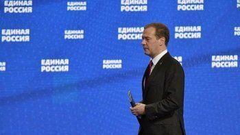 Дмитрий Медведев обратится к избирателям накануне выборов