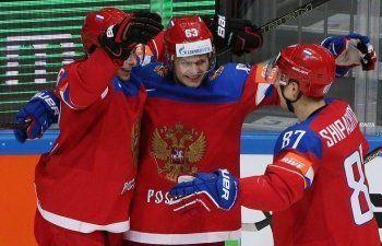 Сборная России по хоккею вышла в полуфинал ЧМ-2016 (ВИДЕО)
