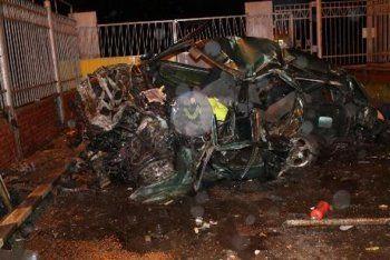 Автокатастрофа в Лесном была самоубийством