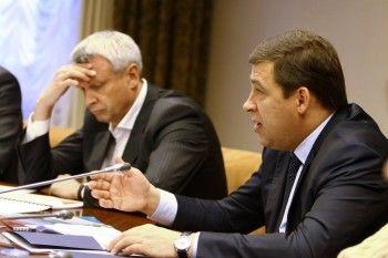 Евгений Куйвашев и Сергей Носов позавидовали бы