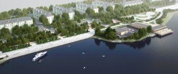 Свердловские депутаты просят коллег из  Госдумы выделить Нижнему Тагилу деньги на завершение реконструкции набережной