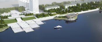 Проект городской набережной выставили на общественное обсуждение