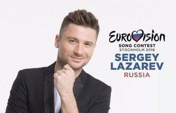 Певец Сергей Лазарев представит Россию на «Евровидении-2016»
