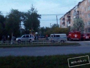 Из-за сменки школьницы полиция оцепила двор в центре Нижнего Тагила