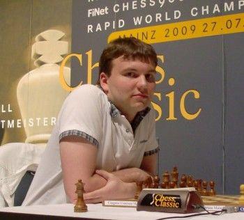 Свердловский гроссмейстер выиграл чемпионат России по шахматам