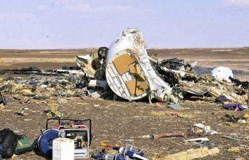 Крушение рейса Шарм-эль-Шейх – Санкт-Петербург. Главное о крупнейшей авиакатастрофе в истории России