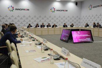 УВЗ представил свою продукцию на «Иннопроме»