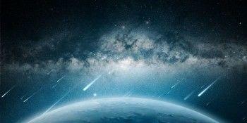 Уральцы не увидят метеоритный дождь из-за облаков