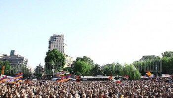В Ереване полиция разогнала демонстрацию