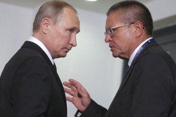 Путин уволил Улюкаева из Минэкономразвития