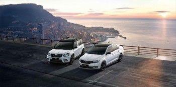 Новая серия автомобилей Monte Carlo от  SKODA AUTO Россия