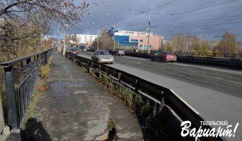 Аварийный мост на улице Фрунзе в Нижнем Тагиле закроют 1 августа