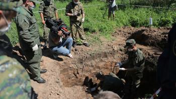 СК возбудил дело о геноциде в Псковской области в годы ВОВ