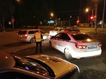 Сотрудники ГИБДД за три дня поймали пятерых пьяных водителей на дорогах Нижнего Тагила