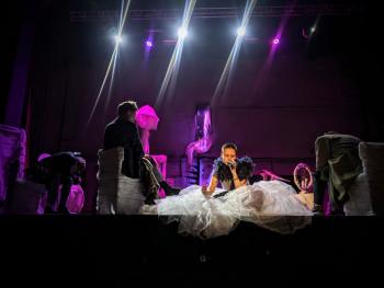 Молодёжный театр Нижнего Тагила получил грант на создание спектаклей-уроков для школьников