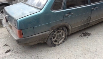 В Свердловской области сотрудники ГИБДД задержали нетрезвого водителя, применив табельное оружие
