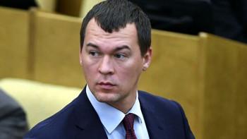 Дегтярёв назвал решение экс-губернатора Фургала снизить свою зарплату популизмом