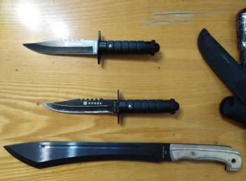 Житель Нижнего Тагила с ножом набросился на мужчину из-за нехватки денег