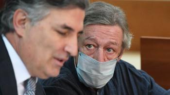 Актёр Михаил Ефремов отказался признать вину вДТП с погибшим
