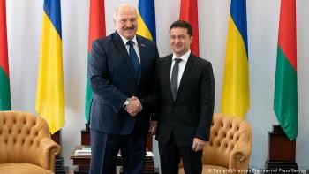 Зеленский попросил Лукашенко передать Украине задержанных бойцов ЧВК «Вагнер»
