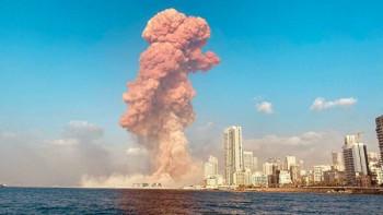 МЧС объявило о начале спасательной операции в Бейруте