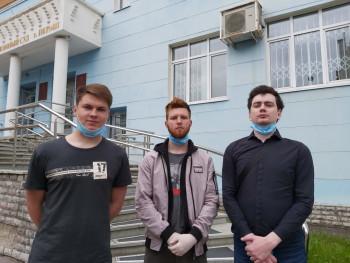 В Перми для троих активистов запросили реальные сроки по делу об акции с манекеном Путина