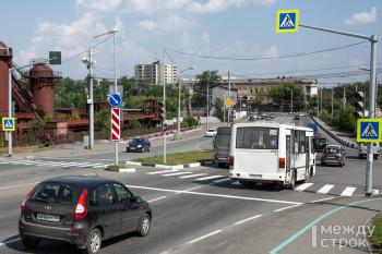 В Нижнем Тагиле у Лисьей горы появился новый регулируемый пешеходный переход