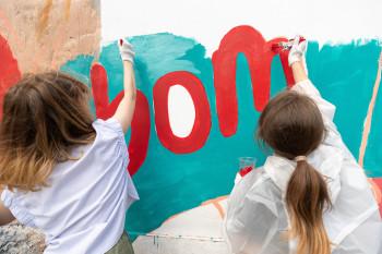 Фестиваль стрит-арта «Стенограффия» стартует в Екатеринбурге 17 августа