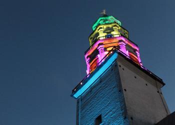 На Дне рождения Невьянской башни не будет салюта и фудкортов