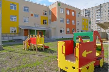 В детских садах Нижнего Тагила открылись 456 групп