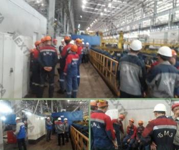 СМИ: Работники Белорусского металлургического завода объявили о начале забастовки