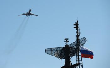 В Беларуси заметили два элитных самолёта Минобороны России