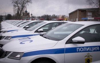 ГИБДД Нижнего Тагила получила 10 новых патрульных автомобилей