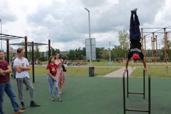 Тагильские атлеты проводят бесплатные тренировки в разных районах города