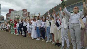 «Очнитесь!»: участницы протестов в Беларуси опубликовали видео своззванием кнароду