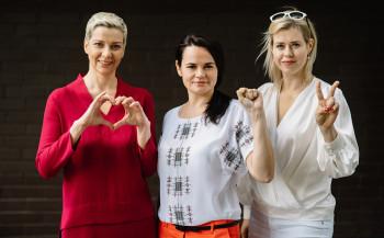 Светлана Тихановская записала новое видеообращение к гражданам Беларуси