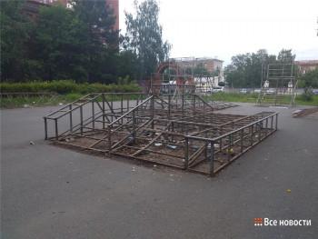 Мэрия Нижнего Тагила пообещала подумать над строительством новой скейт-площадки взамен демонтированной в центре города