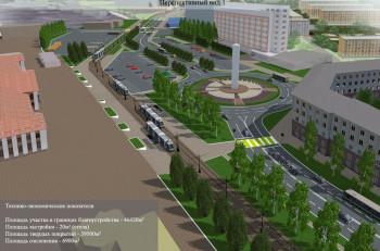 «Павильоны и рекламные конструкции уберём, по центру поставим стелу». В Нижнем Тагиле полностью реконструируют Привокзальную площадь