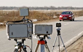 ГИБДД запретила неоднократно штрафовать водителей с одной камеры