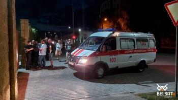 Глава Минздрава Беларуси опроверг перевозку бойцов ОМОНа в машинах скорой