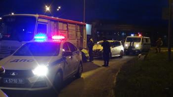 В ДТП с пассажирским автобусом на Гальянке пострадал годовалый ребёнок