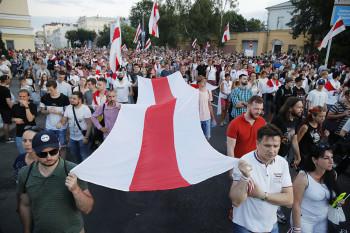 Ущерб от протестов в Беларуси оценён в полмиллиарда долларов