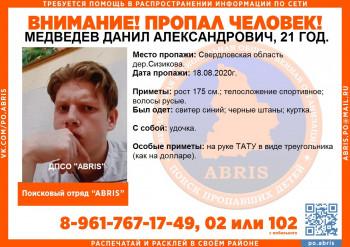 Под Нижним Тагилом в лесу заблудился 21-летний парень