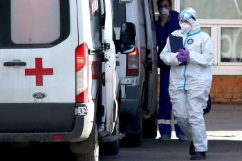 В Нижнем Тагиле 23 медика горбольницы № 1 заразились коронавирусом