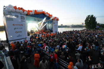 Фестиваль Ural Music Night пройдёт 12 сентября